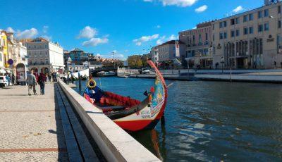 Aveiro, a Veneza portuguesa