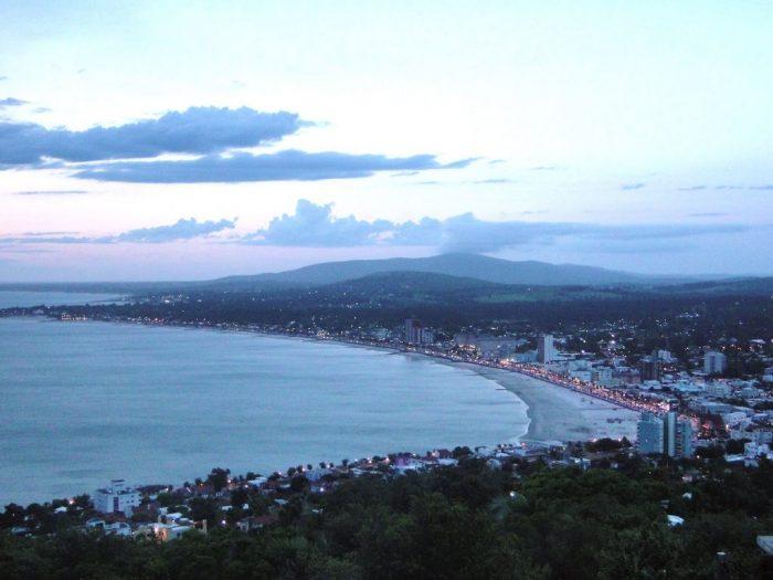 Vista do Cerro San Antonio