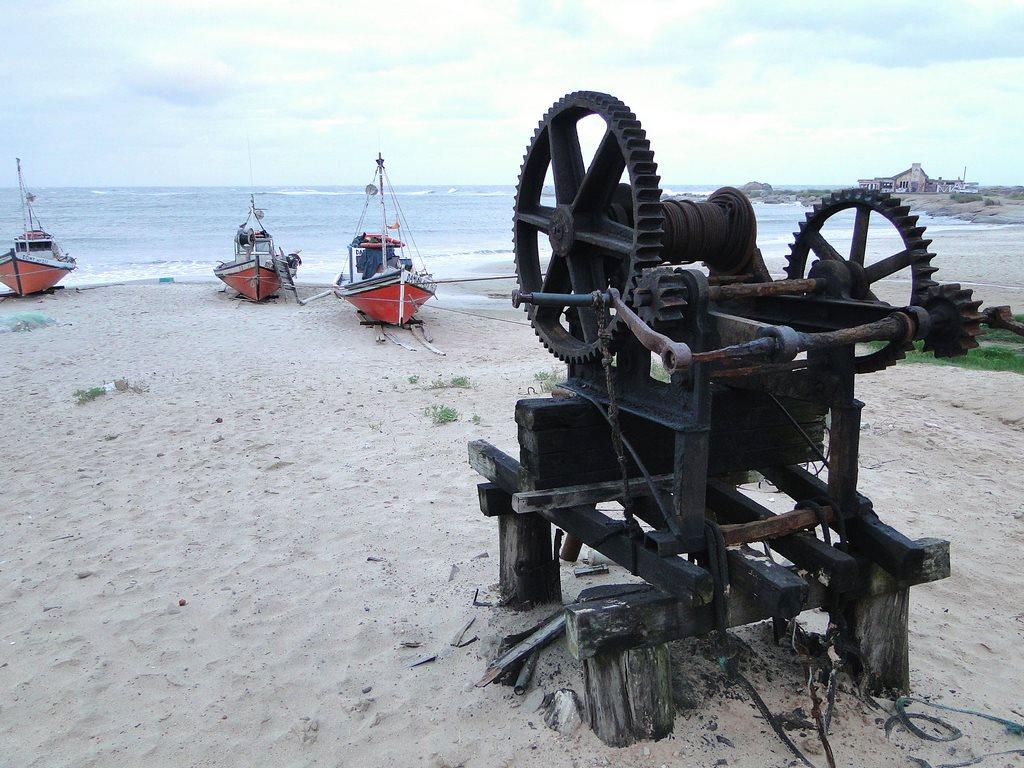 Fim de tarde na Praia dos Pescadores