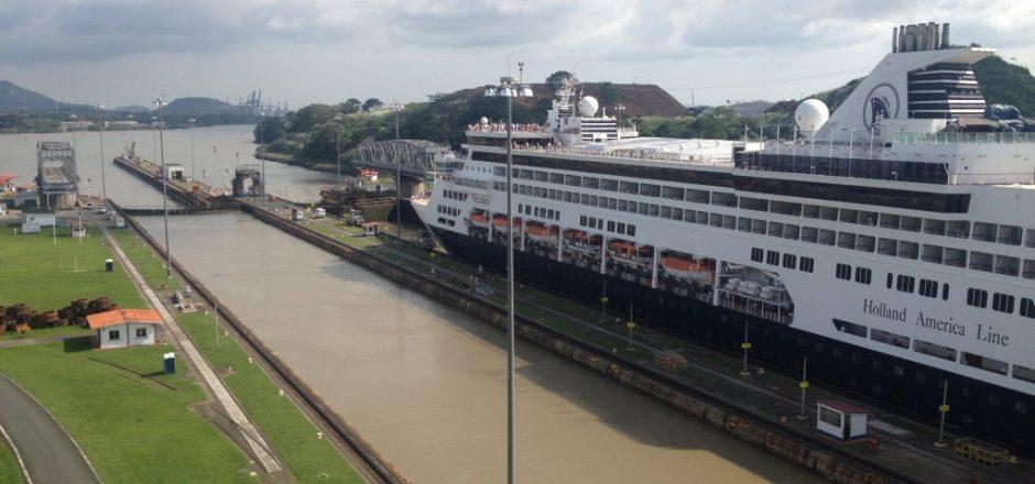 Canal do Panamá, o mais impressionante do mundo
