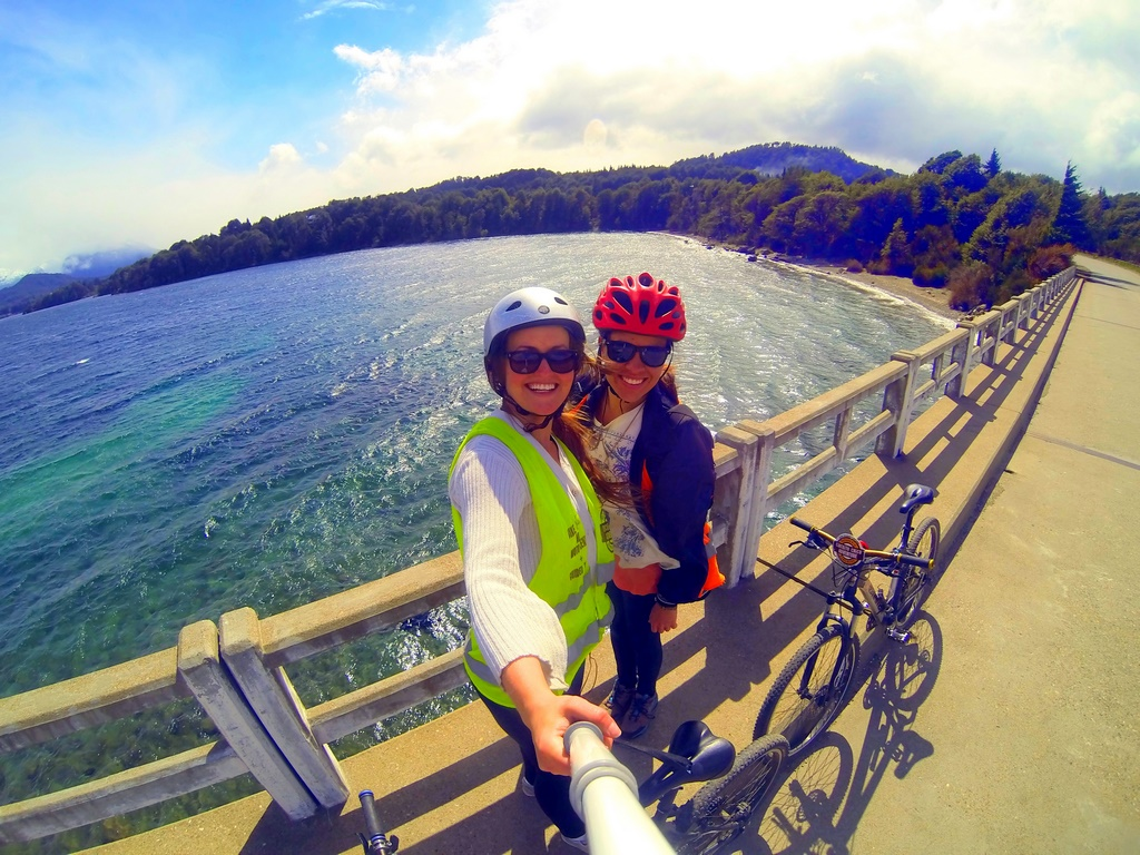 Conhecendo o famoso Circuito Chico de bicicleta