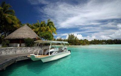 Bora Bora é uma das principais ilhas da Polinésia Francesa