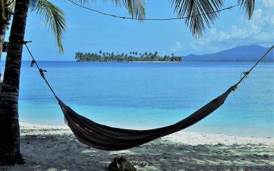Será que San Blás é o paraíso?