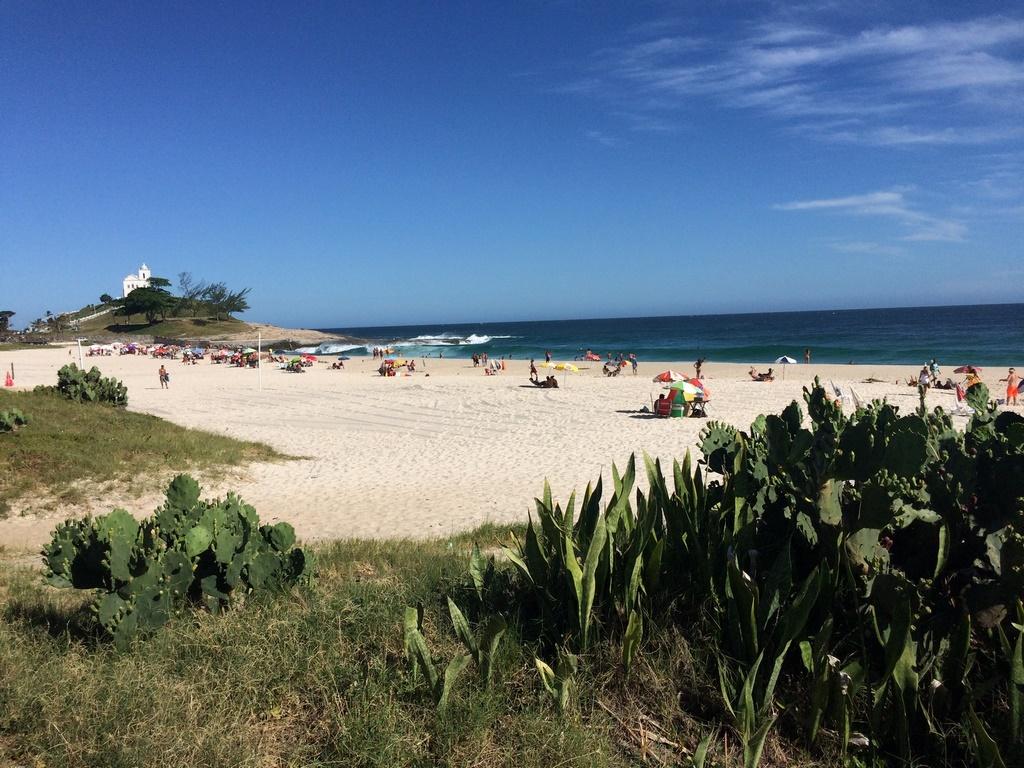Uma das melhores e mais lindas praias de Saquarema