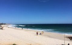 Praia de Itaúna em Saquarema