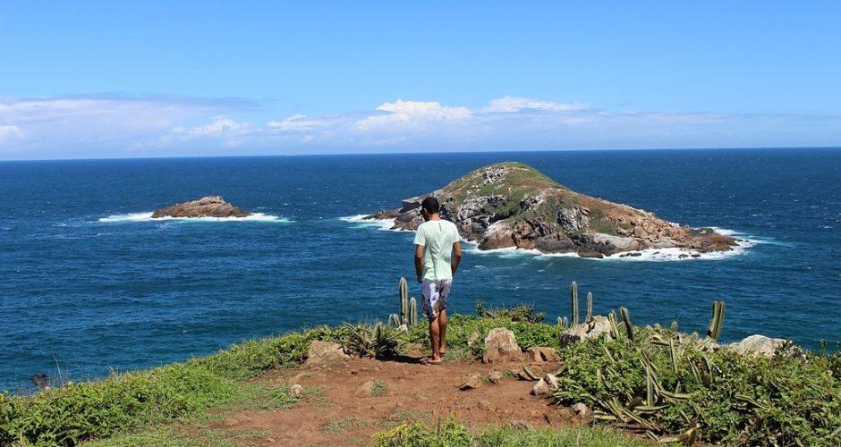 As trilhas em Arraial do Cabo são grátis e maravilhosas!