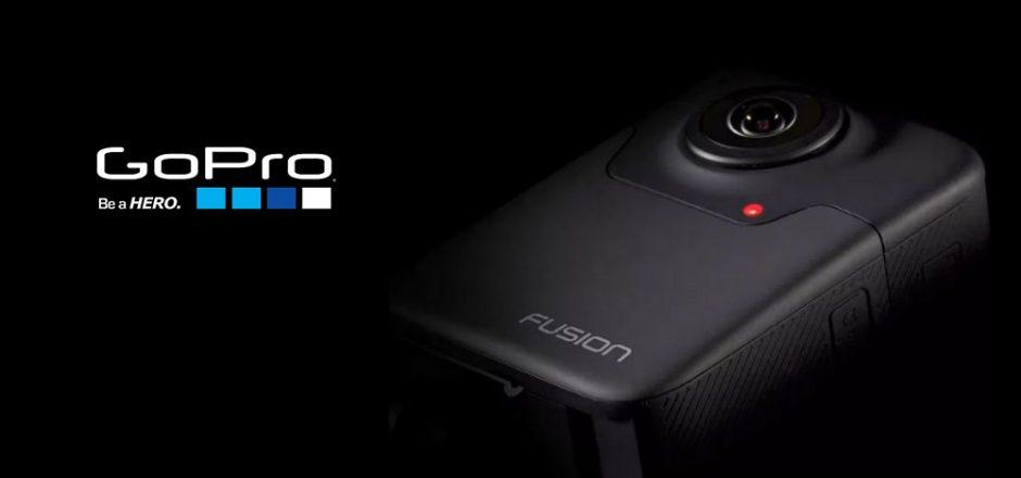 GoPro Fusion 360º