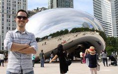 Chicago - Feijão Cloud Gate