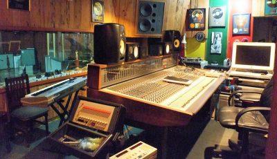 TuffGong Studio of Bob Marley - Kingston, Jamaica