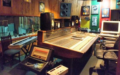 TuffGong Studio of Bob Marley - Kingston, Jamaica