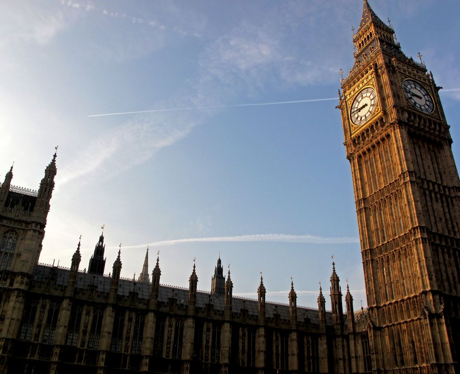Londres - Foto clássica do Big Ben