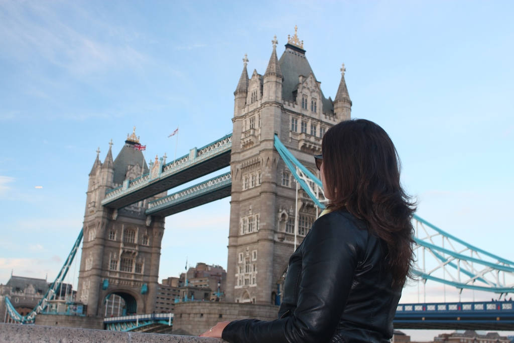 Tower Bridge e seu charme