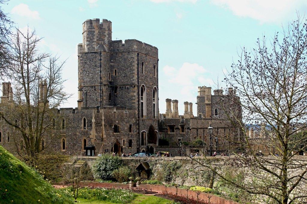 Castelo de Windsor: vida real ou conto de fadas?