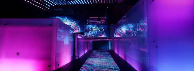 Club Sens, melhor balada na Cidade do México