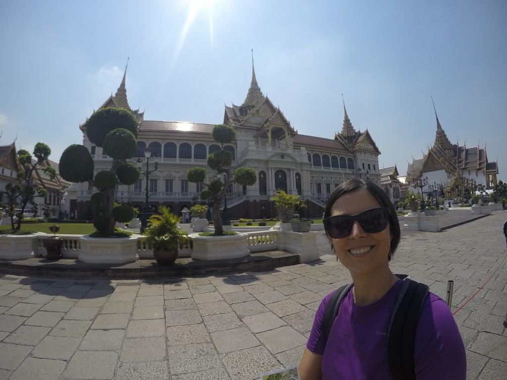 Grand Palace em Bangkok