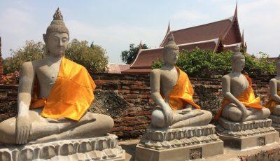 Tailandia - O que fazer em Bangkok