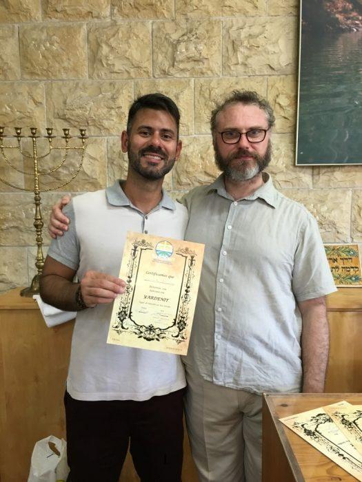 Certificado de Reafirmação do Batismo