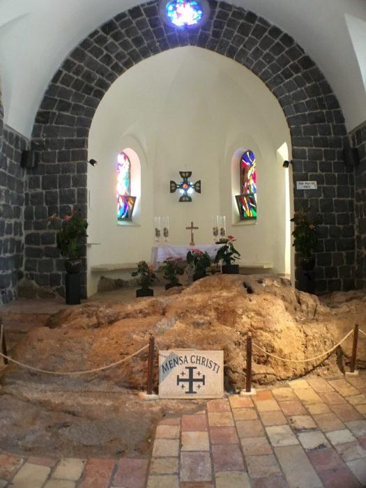 Igreja Primazia de Pedro - Altar