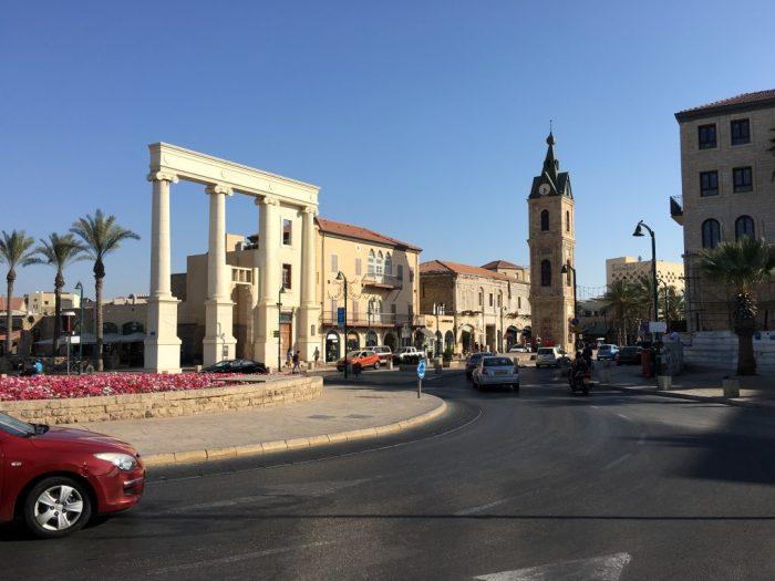 Jaffa Antiga - Torre do Relógio