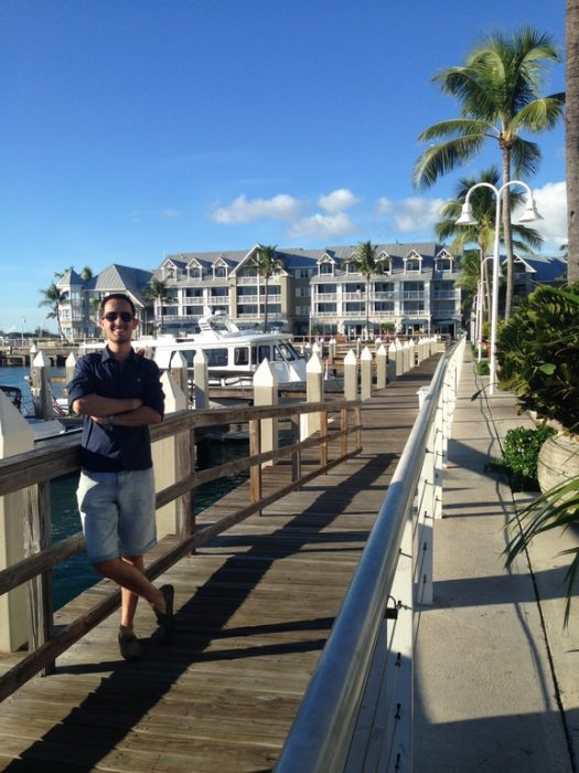 Key West Píer