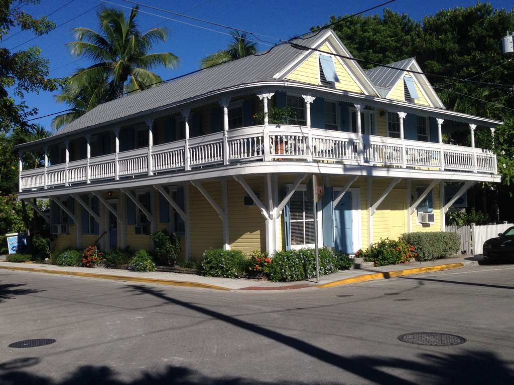 Pousada Angelina Guesthouse em Key West