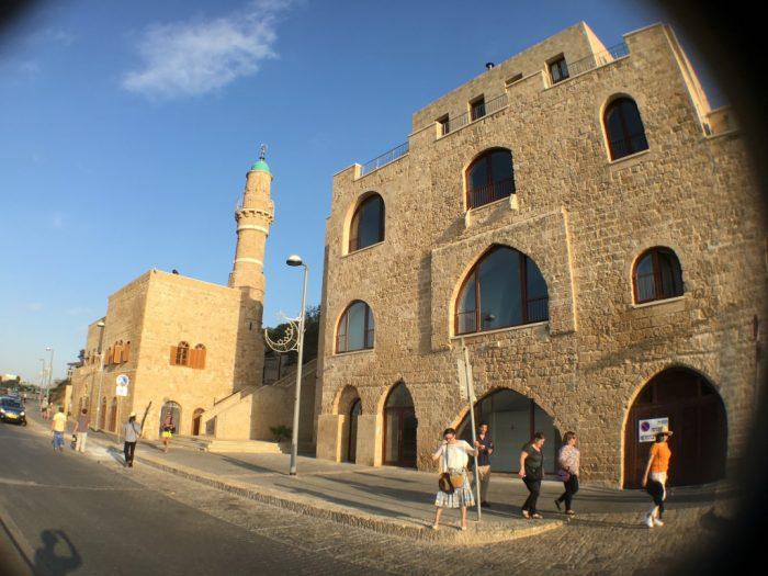 Mesquita do Mar em Jaffa