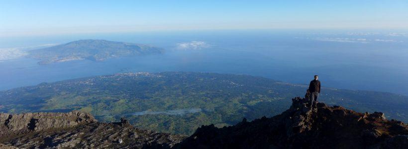 Montanha do Pico - A mais alta de Portugal