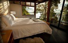 Casa Lago no Hotel Antumalal, em Pucón - Chile