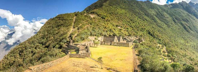 Como chegar em Choquequirao no Peru