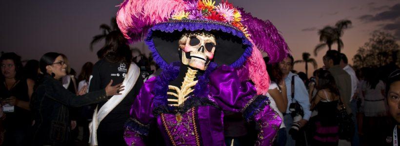 Festival Calaveras - Dia dos Mortos no México