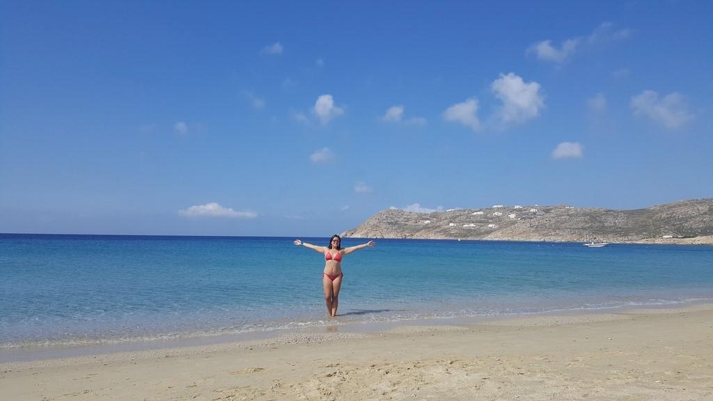 Elia Beach só pra gente!