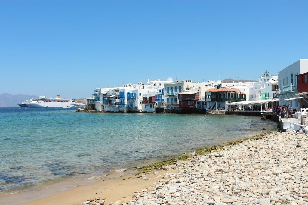 Roteiro da Grécia - Descubra tudo o que fazer em Mykonos