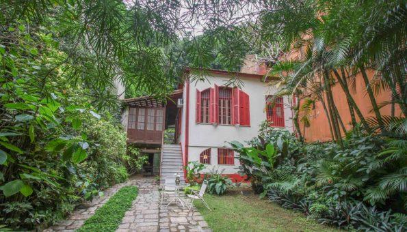 Guest House Solar do Cosme no Rio de Janeiro - Crédito Travel Tall