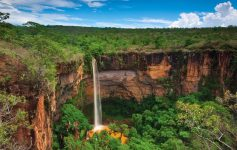 El Dorado é a número 1 das Maiores Cachoeiras do Brasil