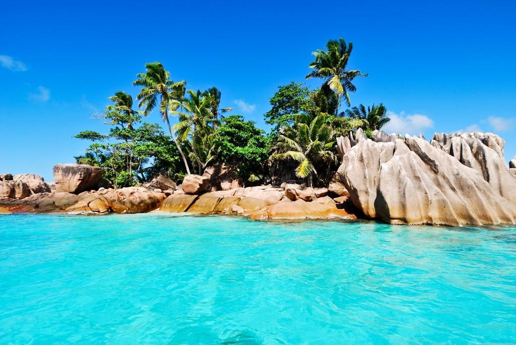 St Pierre Island em Seychelles