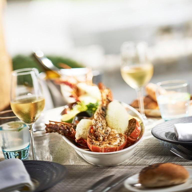 Gastronomia em Seychelles