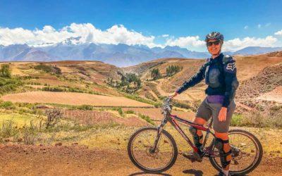 Tour de Bike em Cusco até as Salinas de Maras e Moray