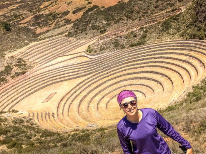 Terraços Agricolas de Moray - Peru