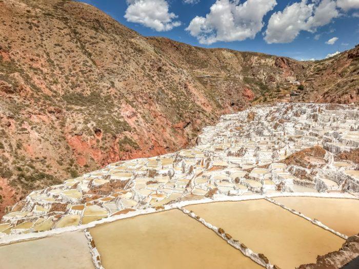 Salinas de Maras - Um dos lugares mais incríveis do Peru