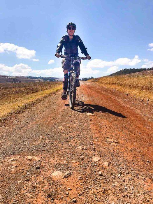De bicicleta é sempre mais legal e divertido!