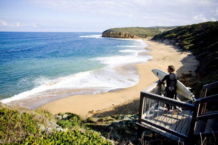Bells Beach - Credit Tourism Australia