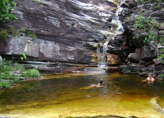 Chapada dos Veadeiros - Cachoeira do Abismo