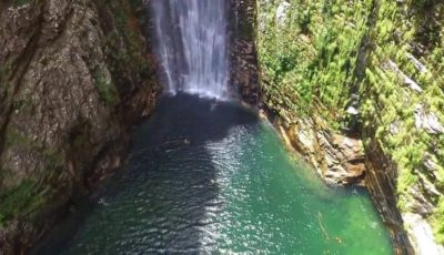 Chapada dos Veadeiros - Cachoeira do Segredo