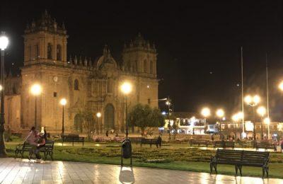 Plaza de Armas em Cusco