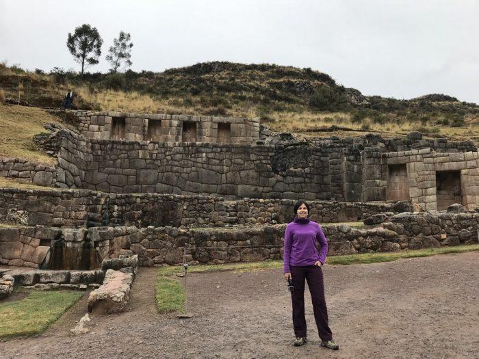 Tambomachay - Templo da Água