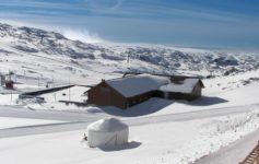 Estância de Ski Serra da Estrela, em Portugal