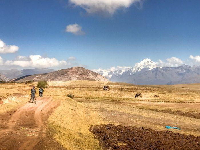 Visual do Tour de bike em Maras e Moray - Peru