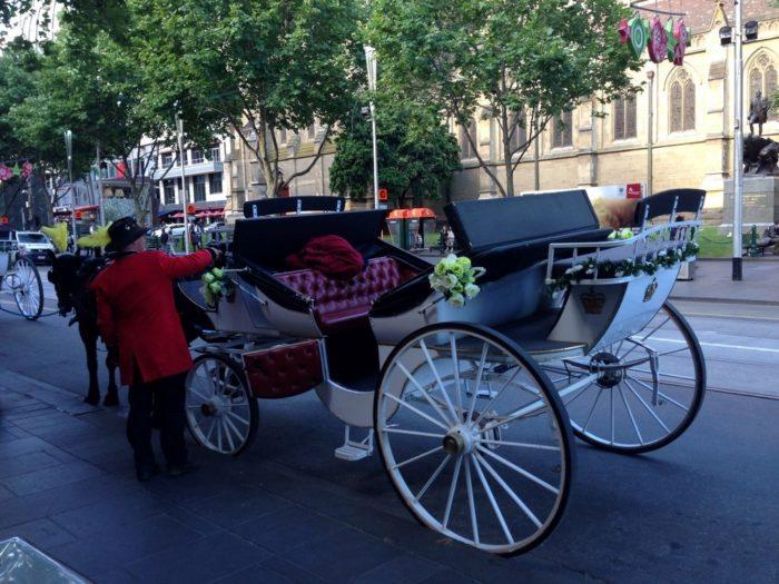 O lado histórico de Melbourne