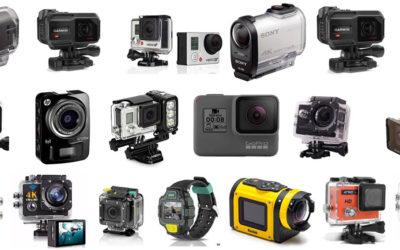 As principais câmeras de ação do mercado