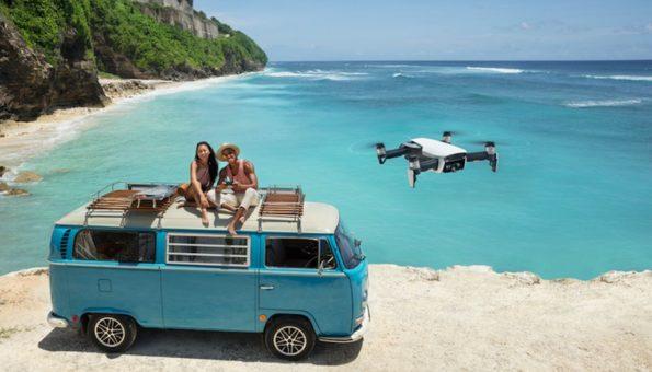 Melhores Drones para Viagem